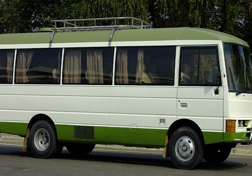 Isuzu Journey Model 2002